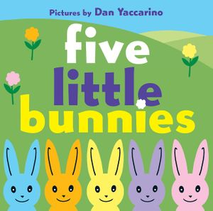 Five Little Bunnies book image