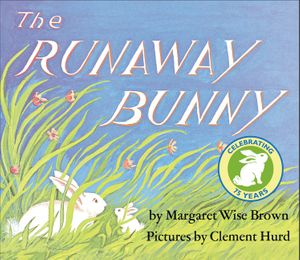 The Runaway Bunny Padded Board Book book image