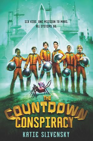 The Countdown Conspiracy book image