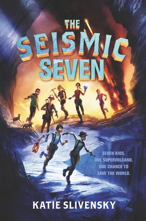 The Seismic Seven book image