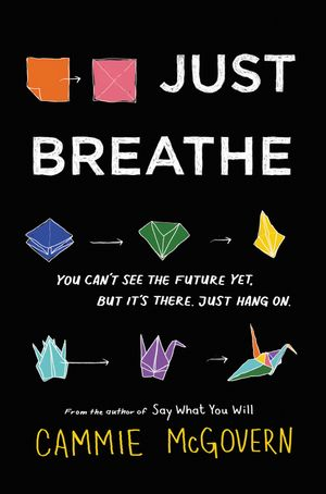 Just Breathe book image