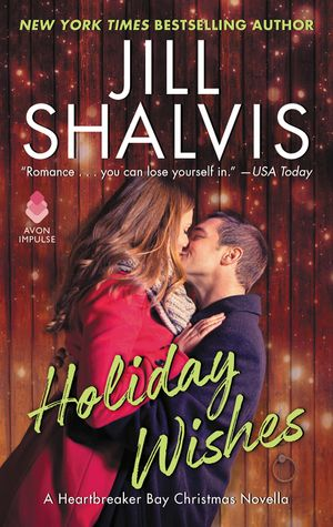 Holiday Wishes book image