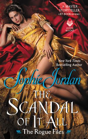 Scandal of It All book image