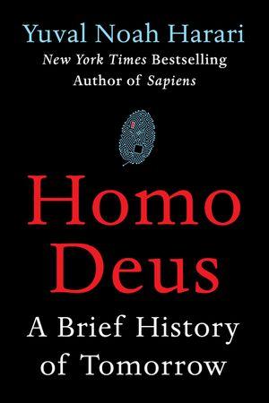 Homo Deus book image