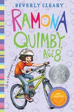 Ramona Quimby, Age 8 Hardcover  by Beverly Cleary