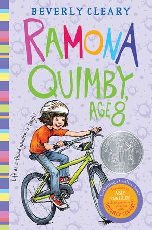 Ramona Quimby, Age 8 book image