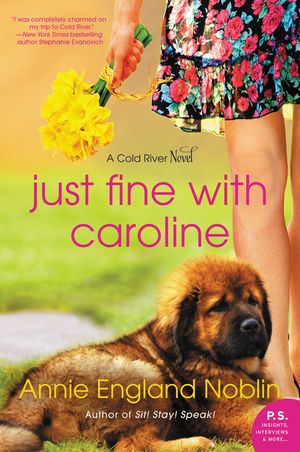 Just Fine with Caroline book image