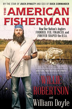The American Fisherman book image