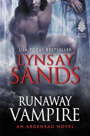Runaway Vampire book image