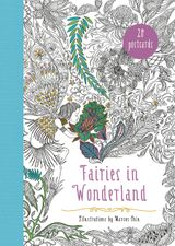 Fairies in Wonderland 20 Postcards