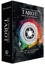 The Wild Unknown Tarot Deck and Guidebook (Official Keepsake Box Set) Hardcover  by Kim Krans