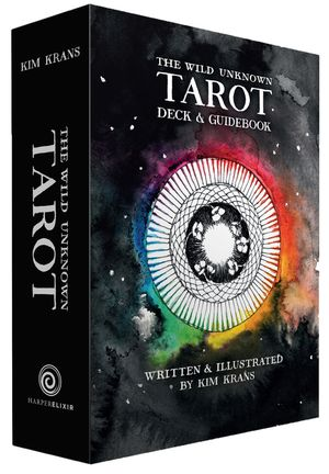 The Wild Unknown Tarot Deck and Guidebook (Official Keepsake Box Set) book image