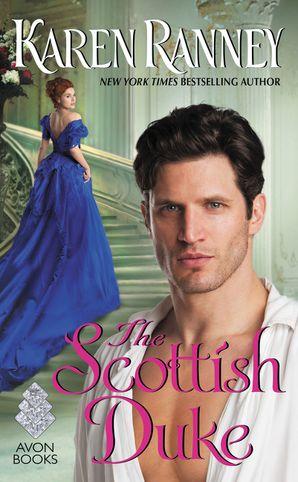 The Scottish Duke Paperback  by Karen Ranney