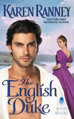 The English Duke Paperback  by Karen Ranney