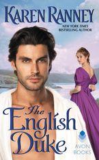 The English Duke eBook  by Karen Ranney