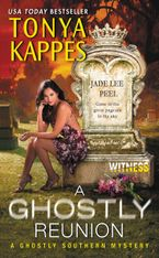 A Ghostly Reunion Paperback  by Tonya Kappes