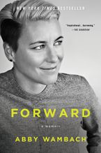 Forward Hardcover  by Abby Wambach