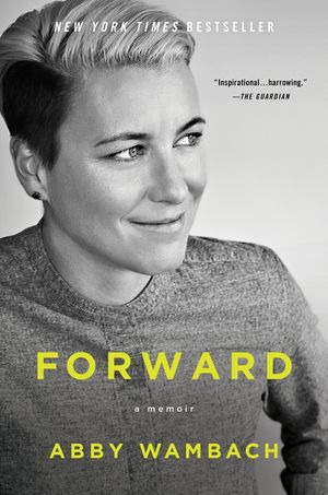 Forward book image