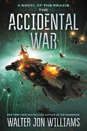 The Accidental War book image