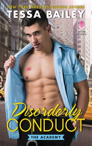 Disorderly Conduct book image