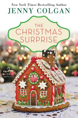 The Christmas Surprise book image