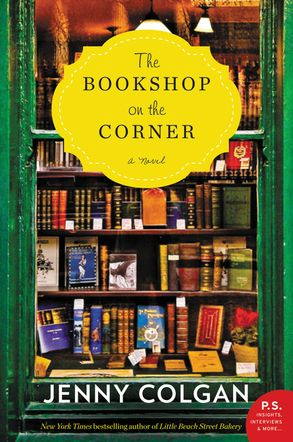 Image result for the bookshop on the corner jenny colgan