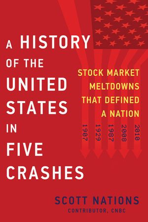 A History of the United States in Five Crashes book image