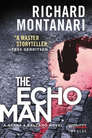 The Echo Man book image