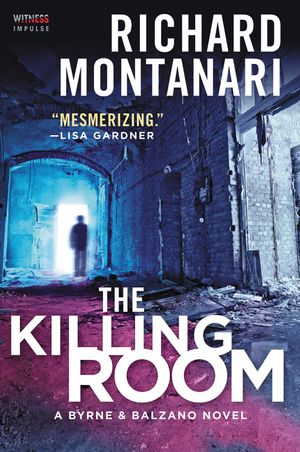 The Killing Room book image