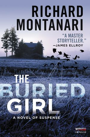 The Buried Girl book image