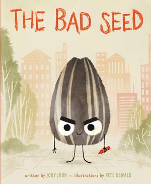 The Bad Seed book image