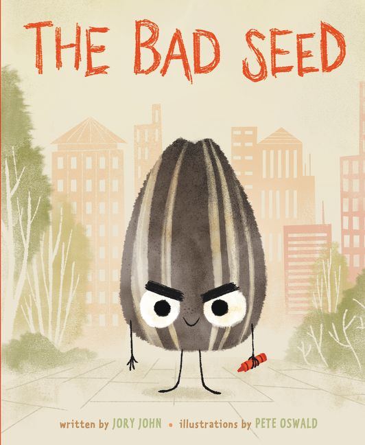 Image result for the bad seed picture book