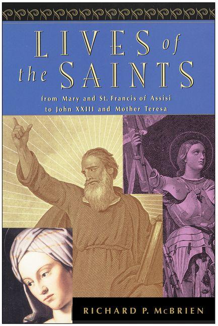Lives of the Saints - Richard P. McBrien - E-book