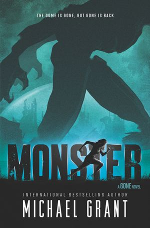 Monster book image