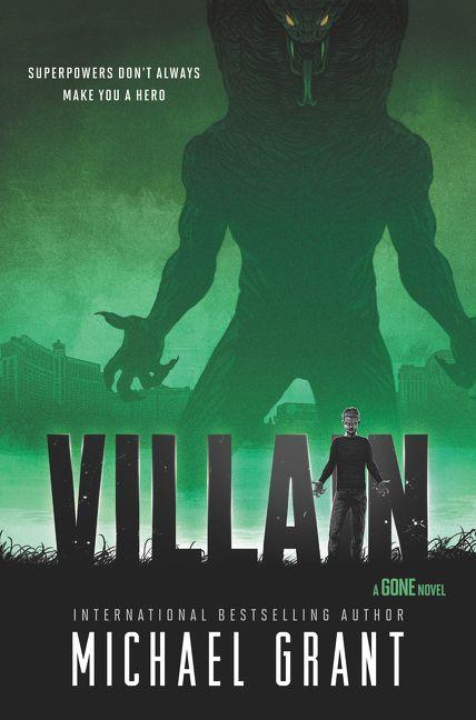 villain - michael grant