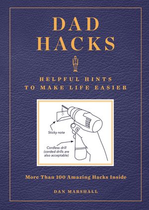 Dad Hacks book image