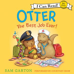 Otter: The Best Job Ever! book image
