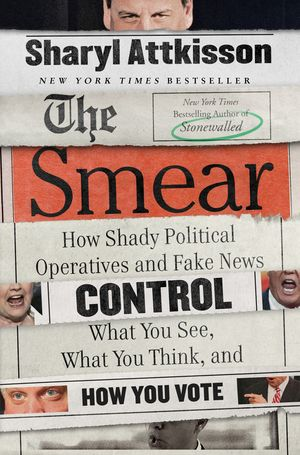 The Smear book image