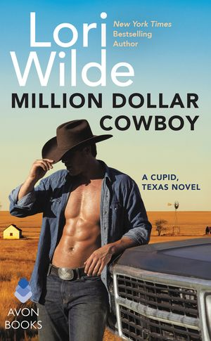 Million Dollar Cowboy book image