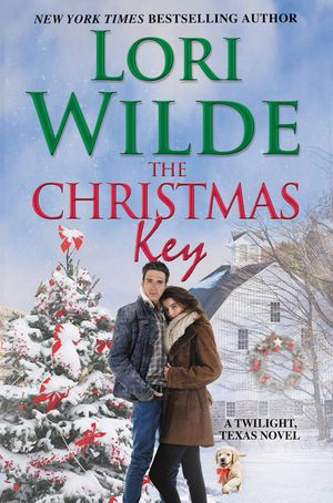 The Christmas Key book image