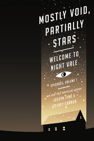 Mostly Void, Partially Stars book image