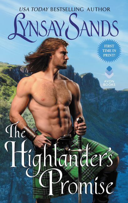 The Highlander's Promise - Lynsay Sands - E-book