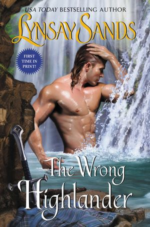 The Wrong Highlander book image