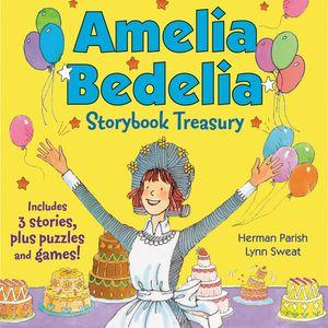 Amelia Bedelia Storybook Treasury #2 (Classic) book image