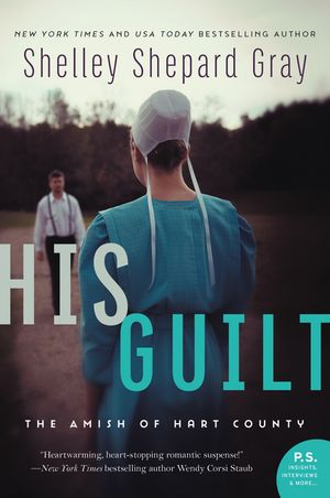 His Guilt book image