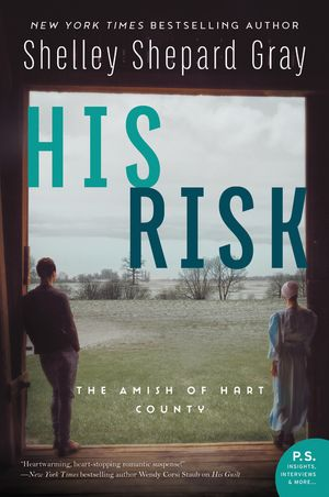 His Risk book image