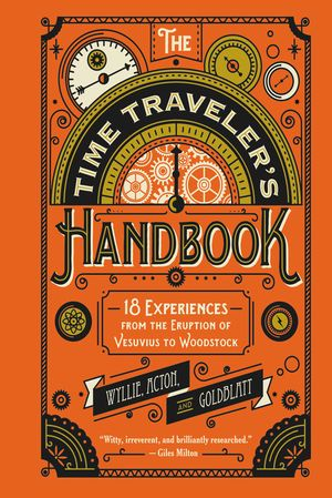 The Time Traveler's Handbook book image