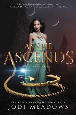 As She Ascends (Fallen Isles 2)