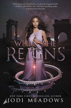 When She Reigns book image