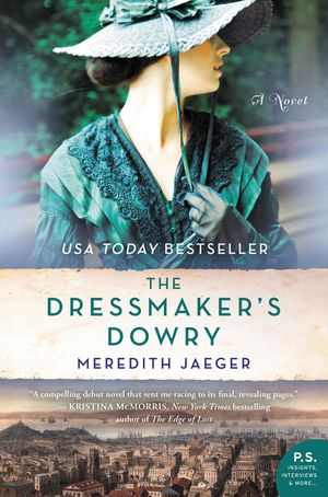The Dressmaker's Dowry book image